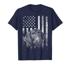labradoodle 4th of july america dog usa flag patriotic t shirt 1 - Classic Shop