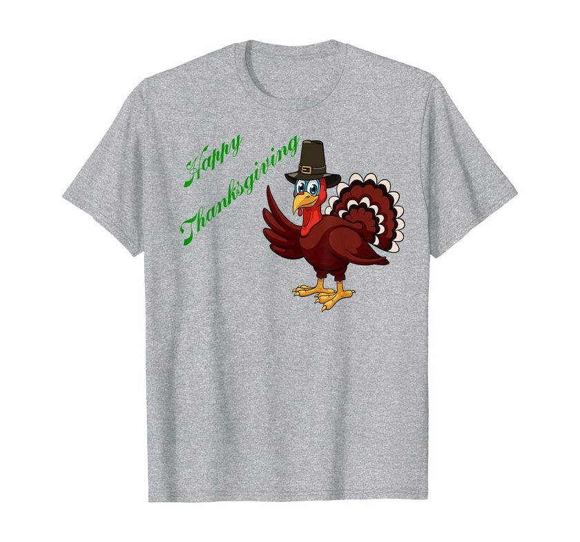 Thanksgiving Day Family Celebration Of Thanks T-shirts T-shirt